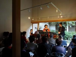 リコーダの渡辺清美さんによるトークも興味をそそりました。